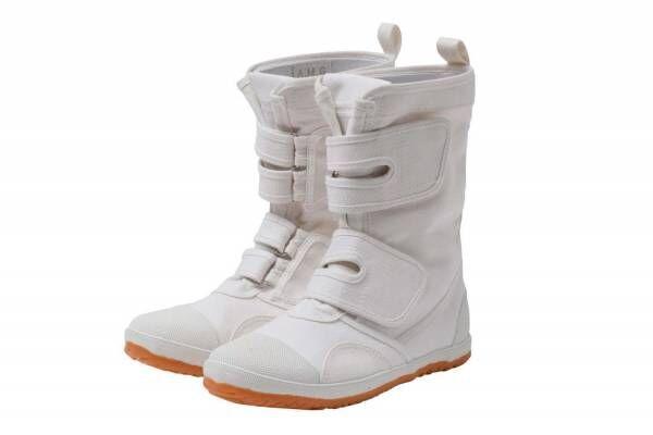 """ビューティフルピープル""""安全靴""""着想の新作ブーツ、安全靴メーカー「エンゼル」とコラボ"""