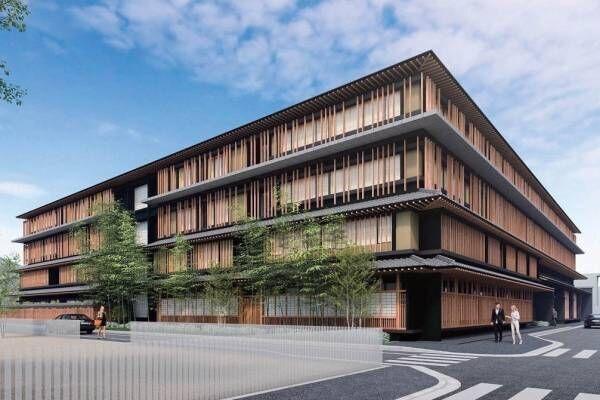 「デュシタニ京都」タイ発の高級ホテルが日本初上陸、西本願寺や京都タワー近くに2023年開業