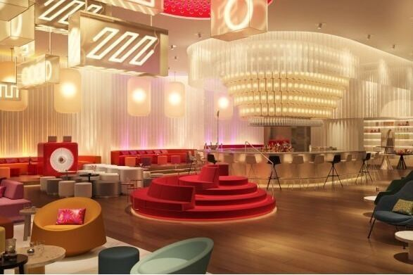 マリオットによるラグジュアリーホテル「W」大阪に初上陸、安藤忠雄デザイン監修&大阪商人の遊び心テーマ