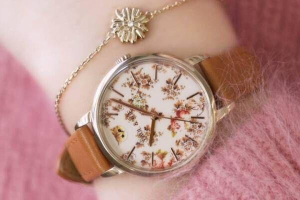 ポール & ジョー、腕時計とブレスレットがセットになった限定ギフトコレクション