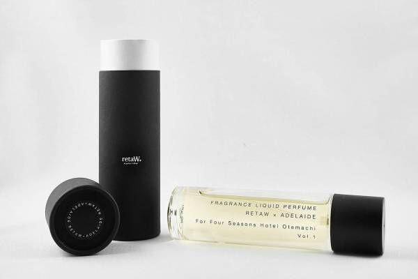 藤原ヒロシのリトゥ×アデライデからユニセックスの香水、スパイシーな香りに甘さを加えて