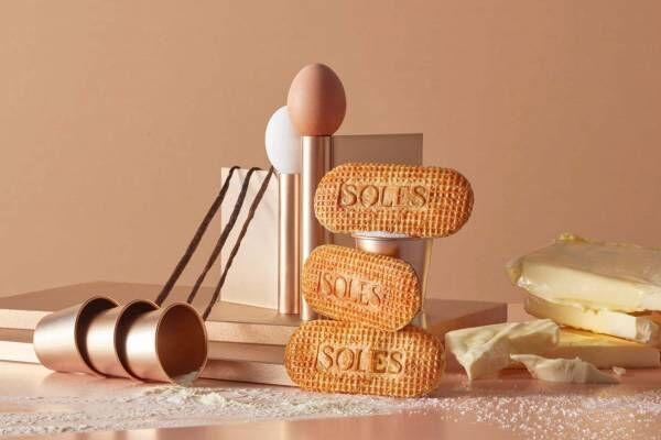 バターゴーフレット専門店「ソールズ ゴーフレット」愛知・静岡に期間限定出店、バター香るもっちり生地