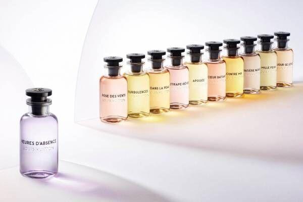 ルイ・ヴィトンのフレグランスが二子玉川&神戸に集結、全20種以上の香水やパフュームド キャンドル