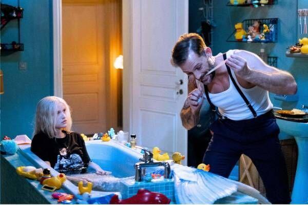 フランス映画『マーメイド・イン・パリ』<恋を知らない⼈⿂>と<恋を捨てた男>の大人のおとぎ話