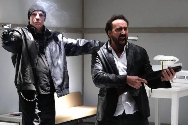 監督・園子温の初ハリウッド映画『プリズナーズ・オブ・ゴーストランド』ニコラス・ケイジが高名な悪党に