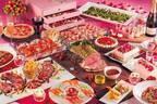 東京ベイ東急ホテルでいちご尽くしのランチ&ディナーブッフェ、天ぷらやピザに四川風麻婆豆腐