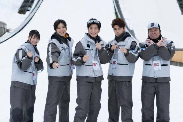 映画『ヒノマルソウル~舞台裏の英雄たち~』田中圭主演、長野五輪スキージャンプの感動秘話を描く