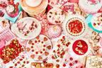 苺デザートブッフェ「ストロベリーホリック!!」横浜で、真っ赤な苺ショートケーキやタルトなど約20種
