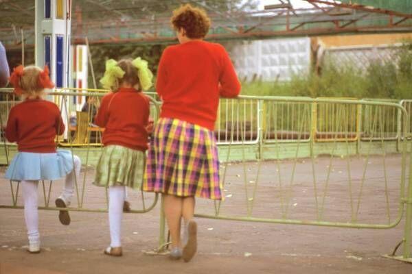 アニエスベー国内初の写真個展「5 days in Moscow, 1987」青山で開催