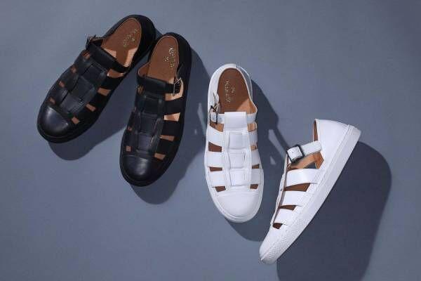 コンバース「オールスター クップ」から上質レザーのグルカサンダル、革靴のような新作スニーカーも