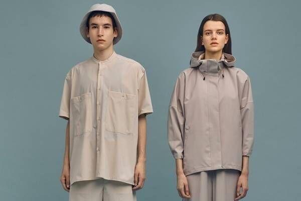 """アーバンリサーチ・センスオブプレイスの新ブランド「ユイセル」""""機能美""""を追求したアクティブウェア"""