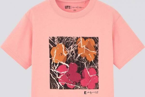 ユニクロ「UT」アンディ・ウォーホル×河村康輔のコラージュアートTシャツ、メンズ&キッズ展開