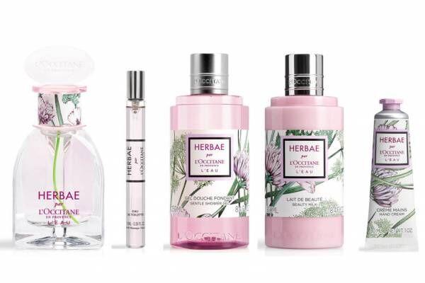 """ロクシタン""""聖なるハーブ×白い花々""""香る「エルバブランシュ」の香水&ボディケア"""