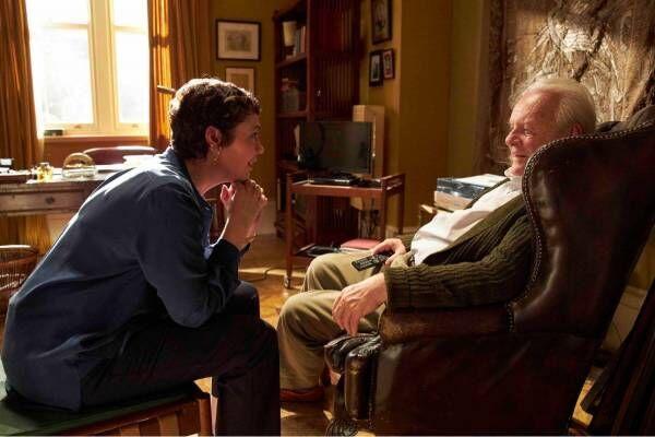 """映画『ファーザー』アンソニー・ホプキンス主演 - """"認知症の父""""の視点で描く、老いの喪失と親子愛"""