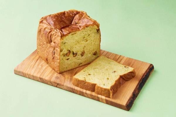 """ホテル コエ ベーカリー""""ピスタチオ尽くし""""の食パンやクリームパン、ホワイトチョココロネも"""