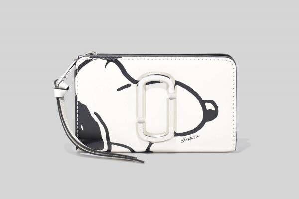 「ピーナッツ×ザ マーク ジェイコブス」スヌーピー&ウッドストックの財布やカードケース