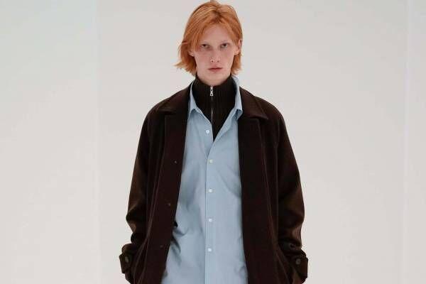 オーラリー 2021年秋冬コレクション - 柔らかく穏やかに、しかし凜とした佇まいで