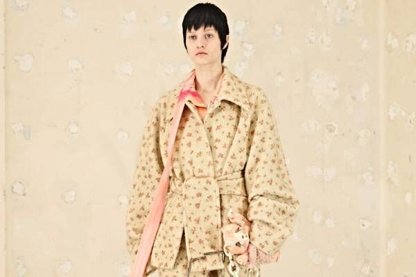 アクネ ストゥディオズ 2021年秋冬ウィメンズコレクション - 装いのダイナミズム