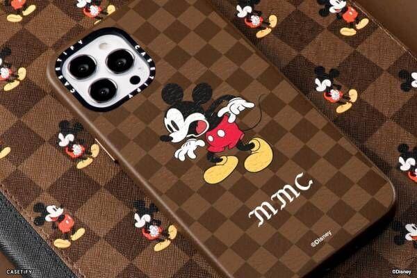 ディズニー × ケースティファイ「ミッキーマウス」のiPhone&AirPodsケース