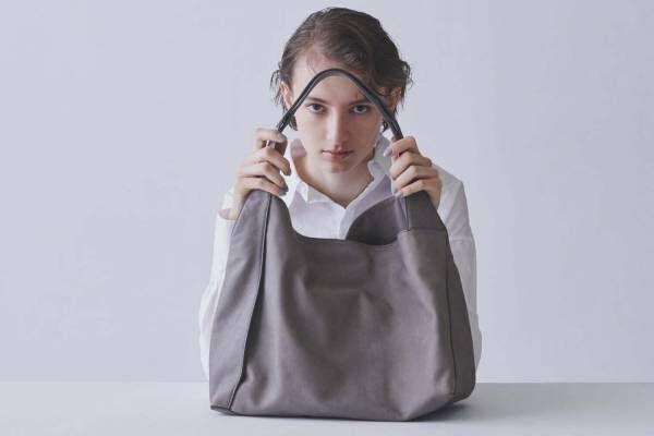 ディスコード ヨウジヤマモトの新作バッグ、ビジネスシーンにも使えるレザートートやバックパック