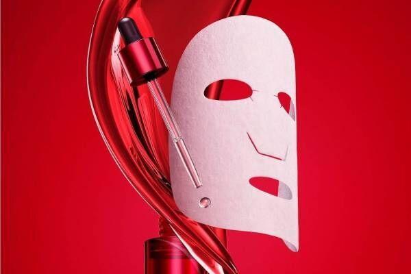 ディセンシア新作フェイスマスク、アイロンをかけたかのようなハリ肌へ