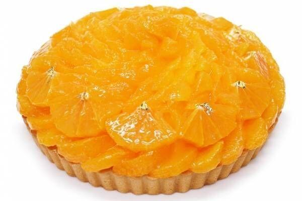 カフェコムサ、愛媛・宇和島産みかんの限定ケーキ&ミルクレープ - 甘くみずみずしい果実をふんだんに