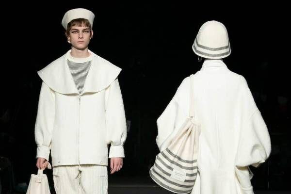 ビューティフルピープル 2021年秋冬コレクション - 角度の変化が生む新しいファッションの楽しみ方