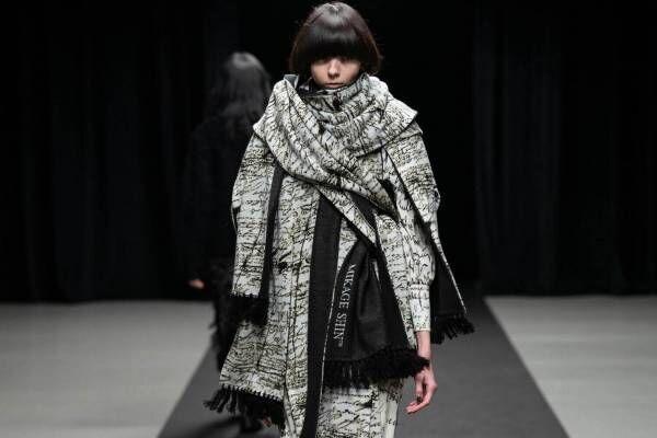 ミカゲ シン 2021-22年秋冬コレクション -天才ニーチェは、今何を思ふ