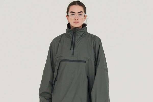 ハイク 2021-22年秋冬コレクション - 50年代アメリカや英国の軍服を再構築
