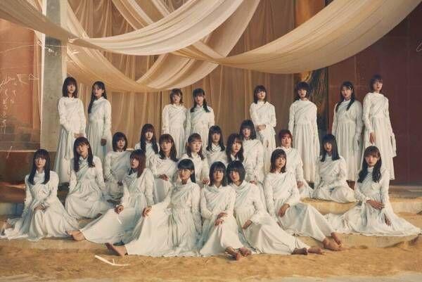 櫻坂46の2ndシングル「BAN」表題曲センターに森田ひかる、カップリング曲では藤吉夏鈴がセンターに