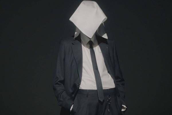 ドレスドアンドレスド 2021年秋冬コレクション - persona|anosrep──鏡映しのわたし