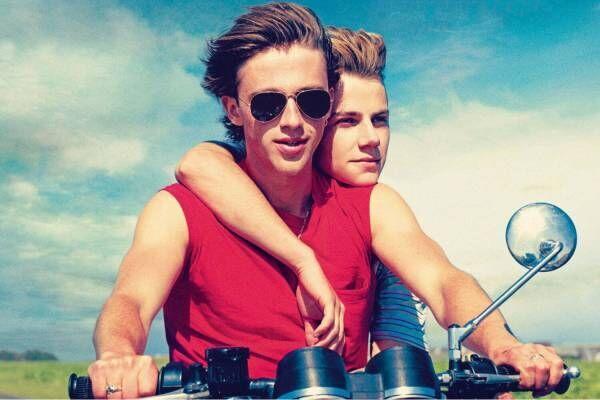 映画『Summer of 85』フランソワ・オゾン最新作、美しき少年たちのひと夏の初恋物語