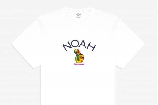 ノア × ニュー・オーダー、ロゴ&アルバムのグラフィック入りパーカーやTシャツ