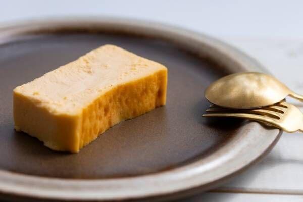 「3年ごしのきみのチーズケーキ」リッチな黄身×3種チーズの濃厚な味わい、静岡・タマゴヤで