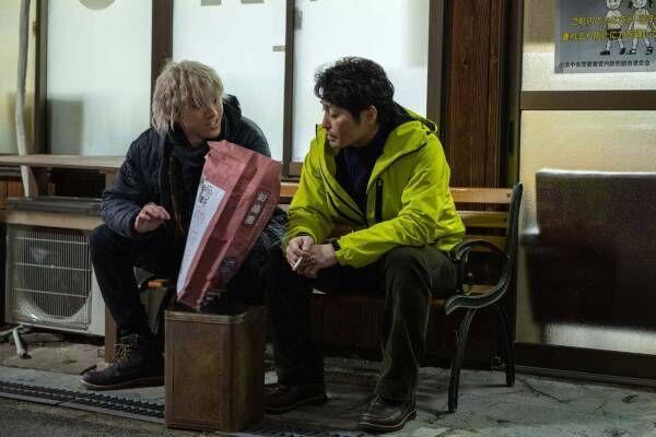 映画『ハザードランプ』安田顕&山田裕貴が代行ドライバーに、男ふたりの奇妙な関係と因縁を描く