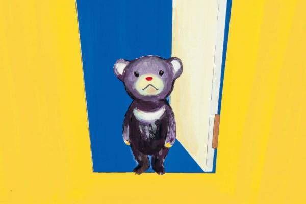 絵本作家・酒井駒子初の個展が東京・神奈川で、『よるくま』『ビロードのうさぎ』など原画約250点