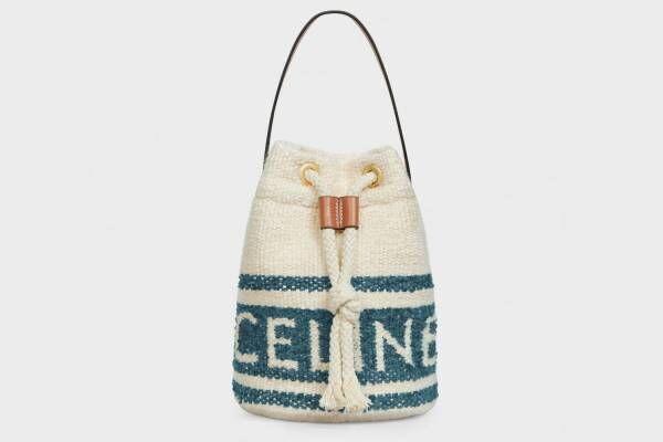 """セリーヌの新作バッグ&ウェア、初のスイムウェアや""""イカリ""""モチーフのキャンバスバッグなど"""