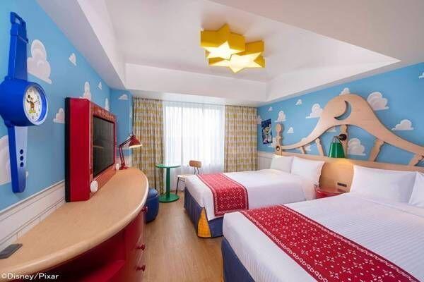 """「東京ディズニーリゾート・トイ・ストーリーホテル」オープン、""""おもちゃの世界""""広がるディズニーホテル"""