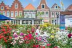 ハウステンボス「バラ祭」ヨーロッパの街に咲き誇るバラの花100万本2000品種