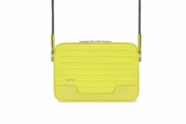 """リモワ""""スーツケースに固定できる""""メッセンジャーバッグやPCケース、柔らかレザーのソフトバッグ"""