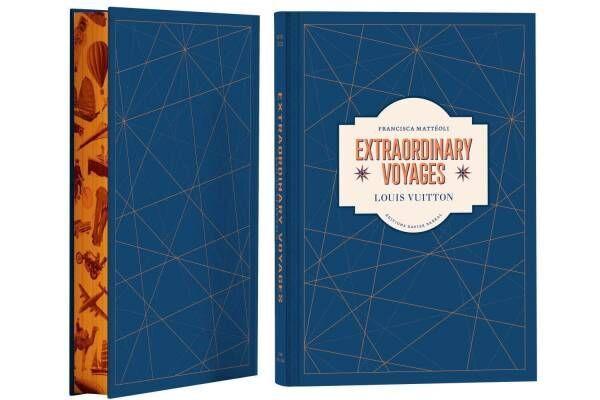 """ルイ・ヴィトン""""世界旅行""""がテーマの新作書籍、馬から宇宙船まで多彩な移動手段にフォーカス"""