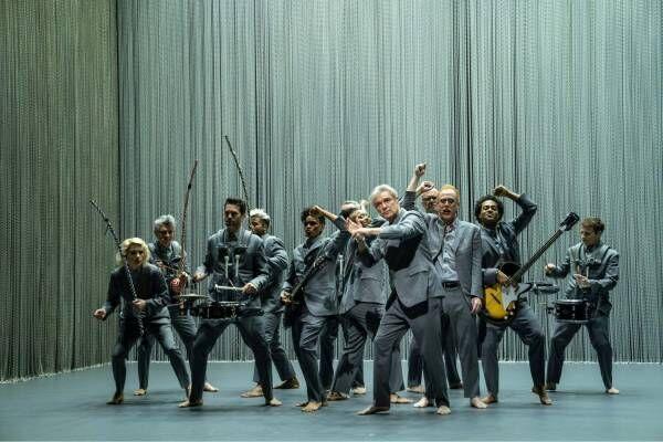 ライブ映画『アメリカン・ユートピア』デイヴィッド・バーンの音楽アルバム原案、監督にスパイク・リー