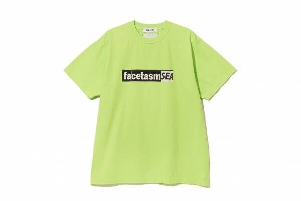 """ファセッタズム×ウィンダンシー""""コラボロゴ""""入りTシャツや表裏逆転させたコーチジャケット"""