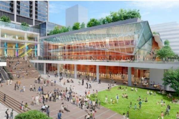 「中野サンプラザ」含む中野駅北口エリアの再開発、ホテル・最大7,000人収容ホール・広場など整備