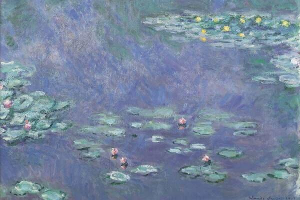 """「森と水と生きる」長野県立美術館で、モネ≪睡蓮≫など""""自然と人間""""をテーマに絵画・写真を紹介"""