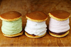 大阪&京都の人気スイーツが大丸東京店に、スプーンで食べるチーズケーキ&クリームたっぷり生どら焼き