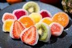 フルーツ大福専門店「果実ノ華」大阪・玉造に - 老舗和菓子店が監修、果実本来の美味しさ楽しむ大福