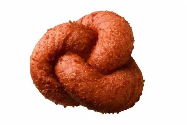 ミスドの新作「むぎゅっとドーナツ」ねじり生地が生み出す新食感、チーズやレーズンなど4種で