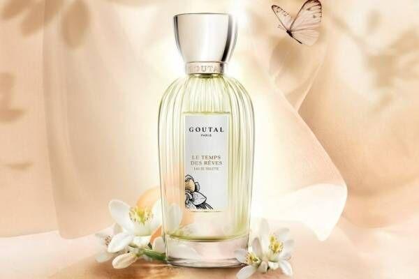 """グタール「ル タン デ レーヴ」""""香水の発祥地""""グラース着想、心ときほぐすオレンジブロッサムの香り"""