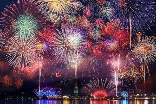 """""""船上から花火を眺める""""ディナークルージング、長崎・ハウステンボスに「マリエラ」就航"""